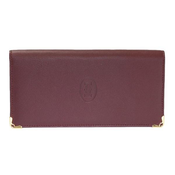 マストライン 二つ折り長財布 L3001362