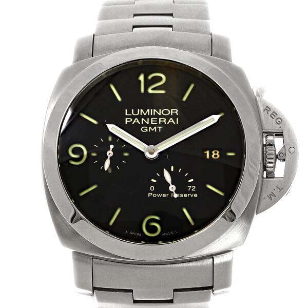 ルミノール 1950 44mm スリーデイズ GMT