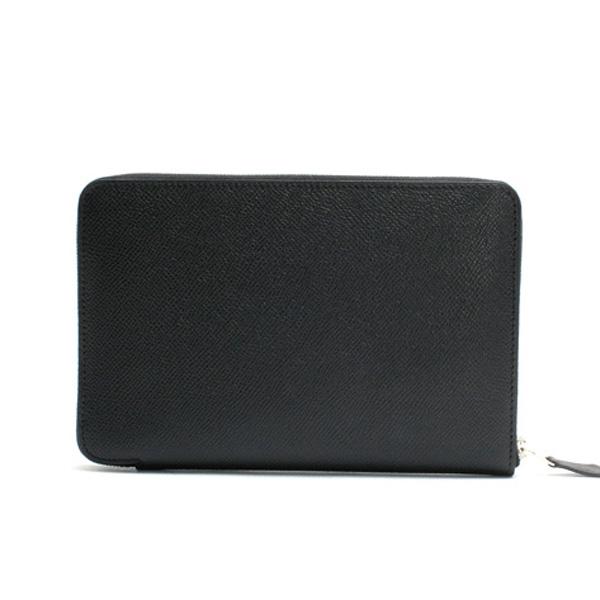 アザップGM  ブラック×シルバー金具 □P刻印(2012年製)