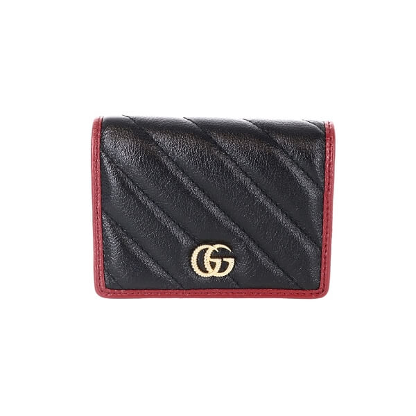 GGマーモント 二つ折り 財布
