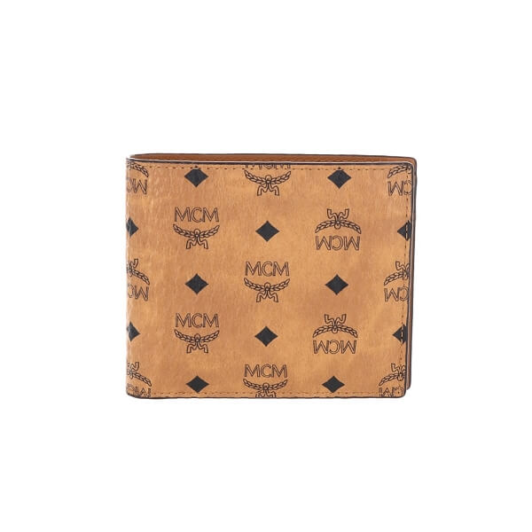 ロゴグラム 二つ折り 財布